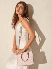 Růžová kabelka Victorias Secret