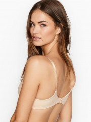 Victorias Secret podprsenka bez kostic s logo ramínky
