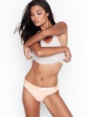 Victorias Secret tělová tanga bavlněná