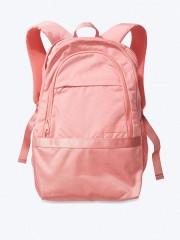 VS PINK růžový školní batoh s mnoha kapsami
