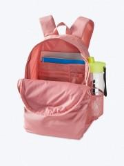 VS PINK růžový školní batoh hlavní kapsa