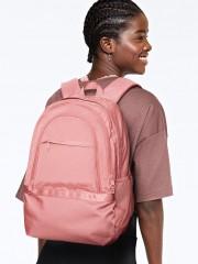 VS PINK pohodlný růžový školní batoh