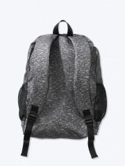 Šedý batoh VS PINK s nastavitelnými popruhy