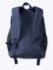 Modrý batoh VS PINK