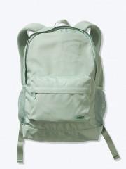 Victorias Secret PINK zelený batoh