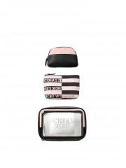 Trio kosmetických taštiček Victorias Secret