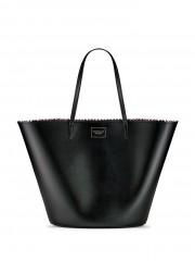 Victorias Secret velká černá taška přes rameno