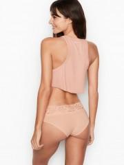 Bavlněné kalhotky tělová barva