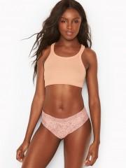Victorias Secret krajkové cheeky kalhotky