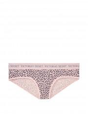 Victorias Secret pohodlné bavlněné kalhotky s gumou v pase