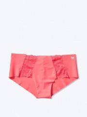 VS PINK pohodlné kalhotky s krajkovými detaily