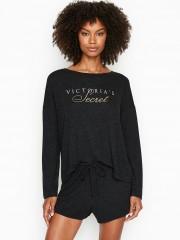Victoria's Secret šedé dámské pyžamo