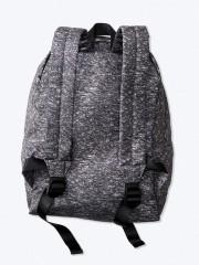 Victorias Secret PINK malý batoh s odznáčky