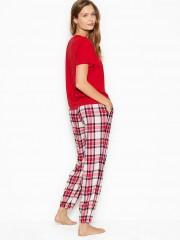 VS dámské pyžamo s krátkým rukávem