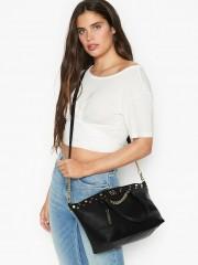Victorias Secret černá luxusní kabelka/crossbody