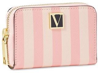 Victorias Secret malá pruhovaná peněženka