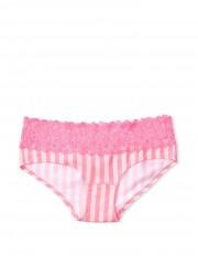 Victorias Secret pohodlné pruhované kalhotky