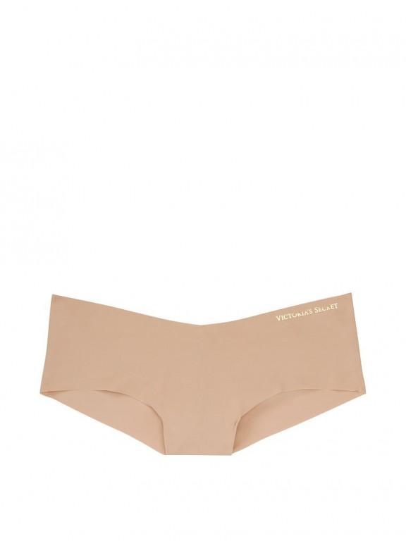 Victoria's Secret tělové bezešvé brazilské kalhotky No-show Cheeky