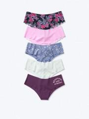 Victorias Secret PINK multipack bezešvých kalhotek