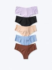VS PINK multipack bezešvých cheekster kalhotek