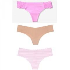Victorias Secret set tangových kalhotek