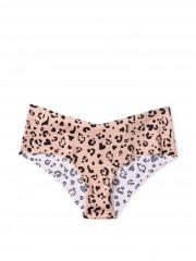 Victorias Secret bezešvé kalhotky s leopardím vzorem