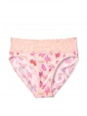 Victorias Secret pohodlné kalhotky s motýlím vzorem