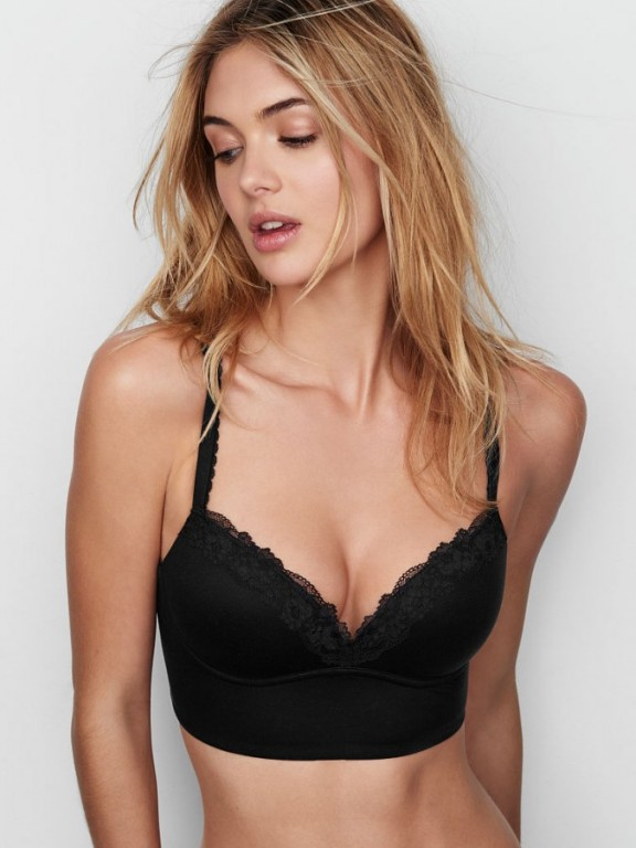 Sexy podprsenka bez kostic Easy Push-Up Bra