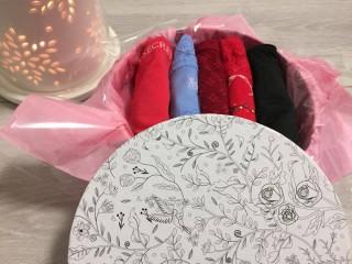 Dárkové balení 5 kusů kalhotek Victoria's Secret