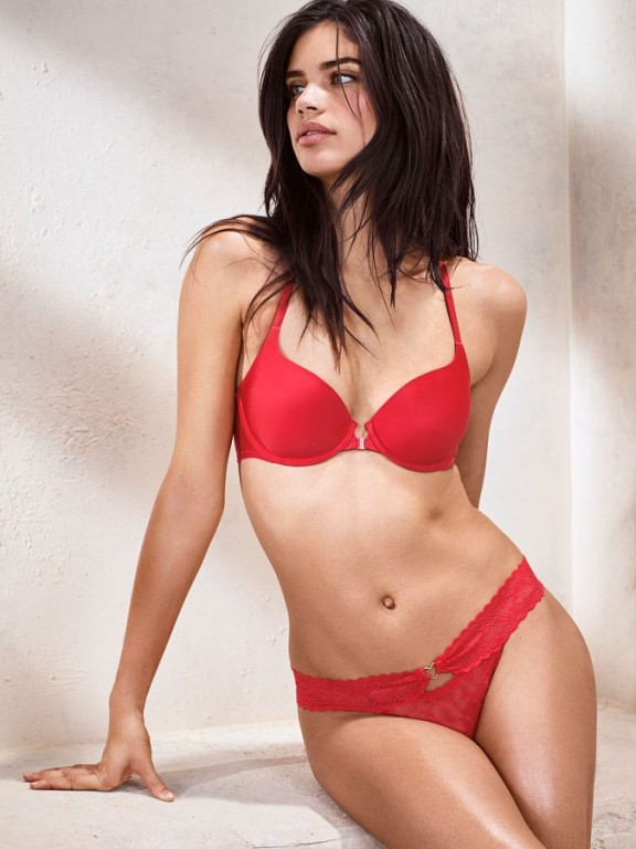 Sexy krajková tanga Lace Thong Panty