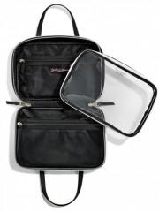 Victoria Secret černý kosmetický kufřík
