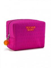 Růžová kosmetická taštička Victoria Secret