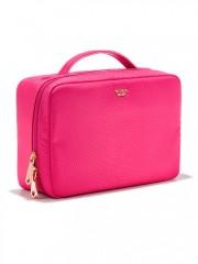 Kosmetický kufřík a tři malé kosmetické taštičky Victorias Secret