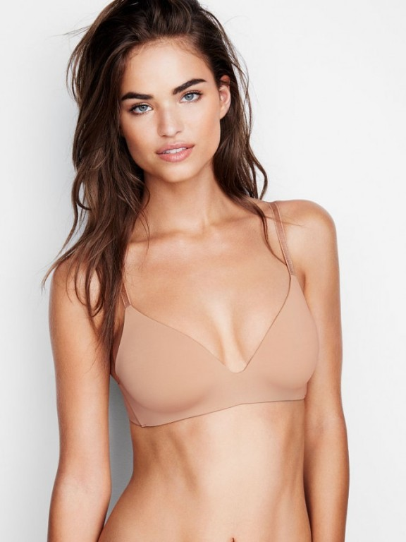 Podprsenka bez kostic Lightly Lined Wireless Bra tělová