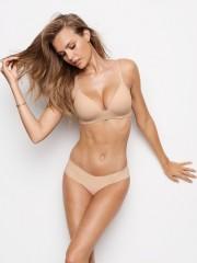 Podprsenka bez kostic Victorias Secret tělová