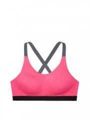 Victoria's Secret sportovní podprsenka Lightweight by Victoria růžová č.3