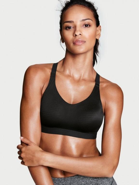 Victoria's Secret sportovní podprsenka Lightweight by Victoria černá