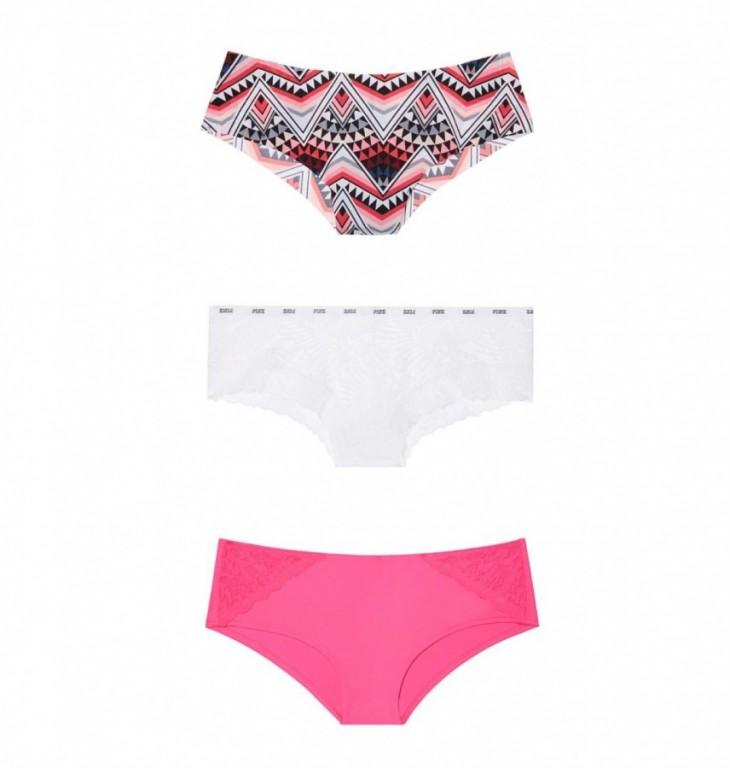 Set brazilských kalhotek Victoria's Secret S