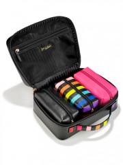 Kosmetický kufřík + 3 malé taštičky Victorias Secret