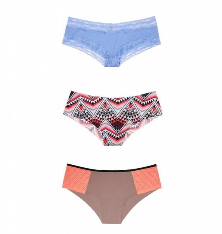 Set brazilských kalhotek Victoria's Secret XS