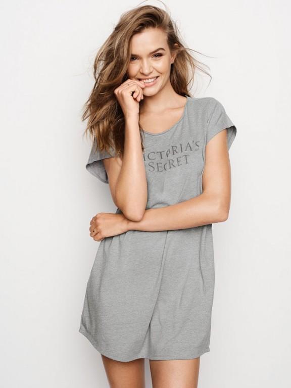 Noční košile Victoria's Secret Angel Sleep Tee