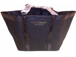 Velká plátěná taška s nápisem Victorias Secret