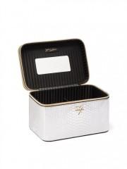 Luxusní kosmetický kufřík se zrcátkem