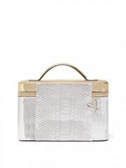 Luxusní kosmetický kufřík zadní strana