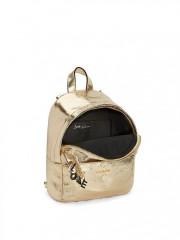 Luxusní zlatý batůžek Victorias Secret