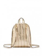 Zlatý minibatůžek Victorias Secret