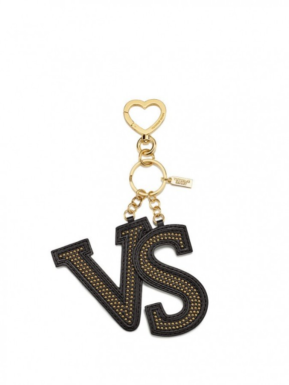 Přívěsek Victoria's Secret Glam Rock Logo Keychain