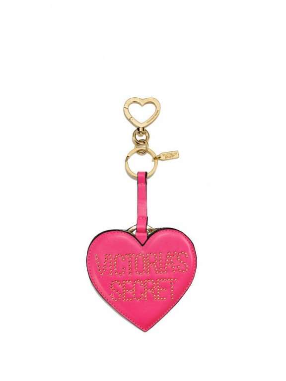 Přívěsek Victoria's Secret Glam Rock Mirror Keychain