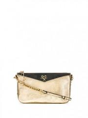 Luxusní malá crossbody kabelka s odepínatelným popruhem