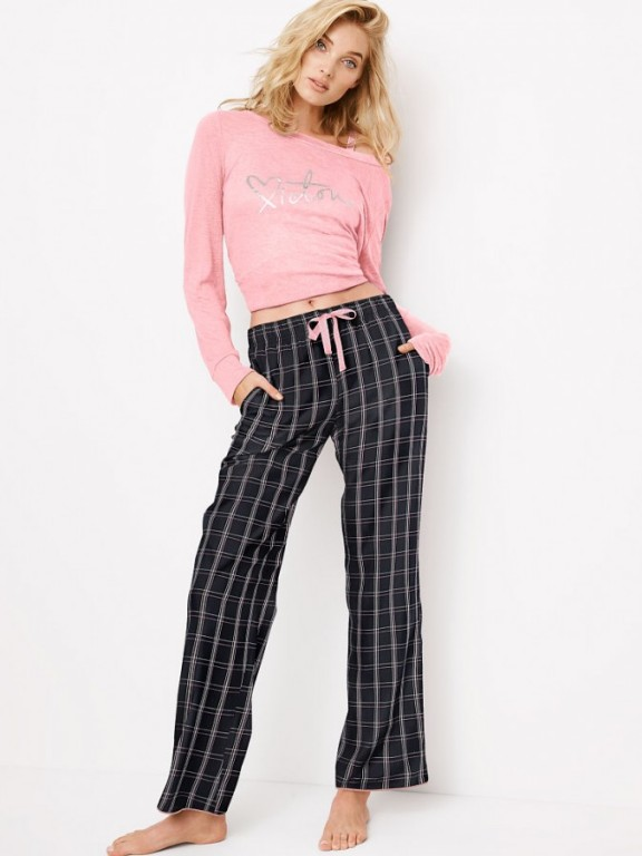 Pyžamo Victoria's Secret The Lounge PJ Set
